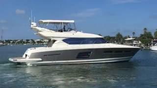 2015 Prestige 62 Sport Flybridge Yacht For Sale