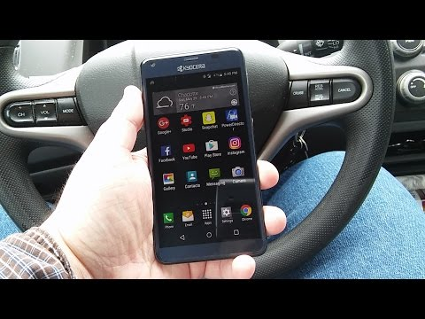 Kyocera Hydro Reach Full Review {Boost Mobile}