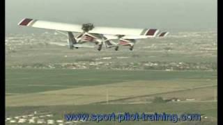 Flying the Interplane SkyBoy LSA with Paul Hamilton