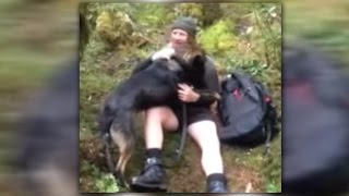 Police Dog Missing For 7 Days In New Zealand