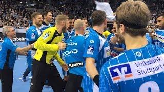 Derbysieger. TVB Stuttgart holt gegen Balingen wichtige Punkte