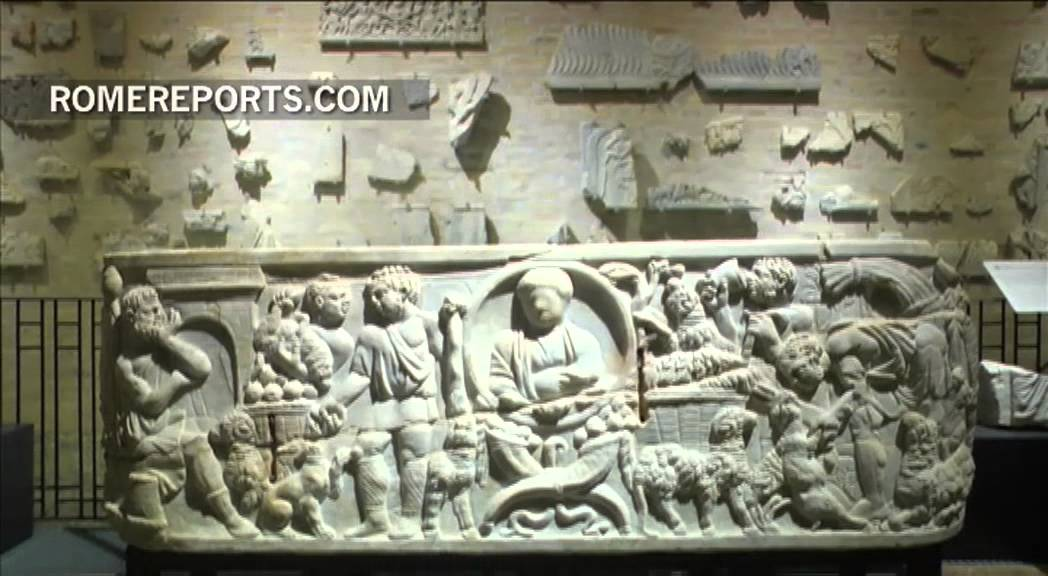 What the catacombs tell us about early Christians - YouTube