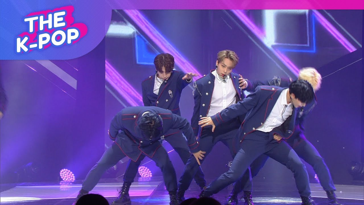 Download ONEUS, Valkyrie [THE SHOW 190122]