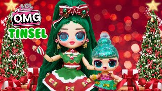 LOL OMG Makeover DIY Tinsel Big Sister OMG Fashion Doll
