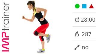 Cardio Workout Con Esercizi Ad Alta Intensità Per Dimagrire e Tonificare