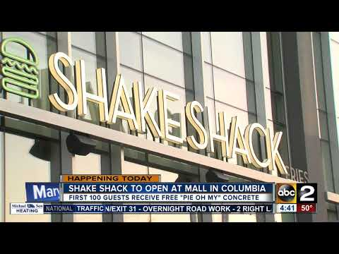 Shake Shack to open at Mall in Columbia
