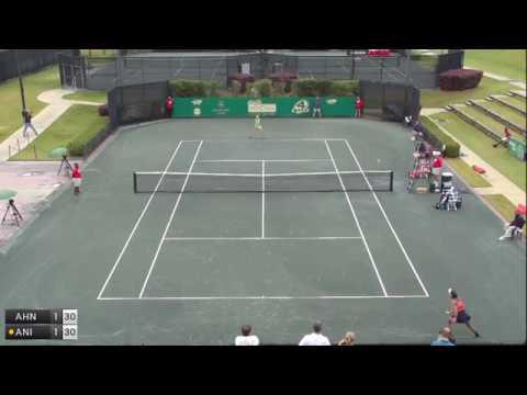 Ahn Kristie v Anisimova Amanda - 2017 ITF Dothan