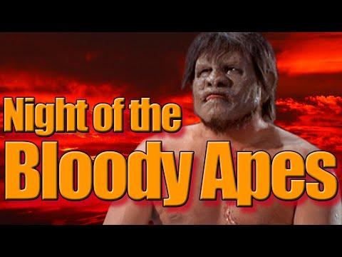 Dark Corners  Night of the Bloody Apes: