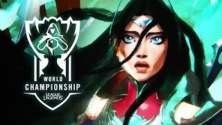 "League of Legends - Official Worlds 2019 Single: ""Phoenix"""