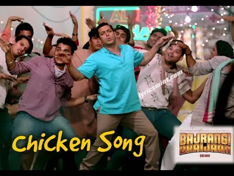Chicken Kuk Doo Koo |salman Khan|chicken Song Bajrangi Bhaijaan Songs Shiamak | The Chicken Song