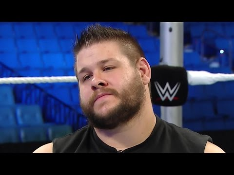 """Kevin Owens issues a warning to Cesaro: July 29, 2015"""