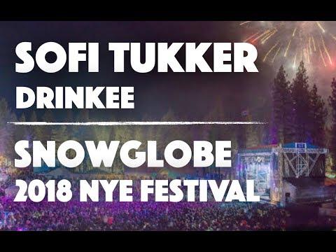 "【Snowglobe 2018 - NYE Winter EDM Festival】Sofi Tukker - ""Drinkee"" Mp3"