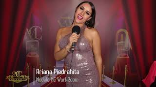 Noche de clausura 2018 Amaranta & MC Studio