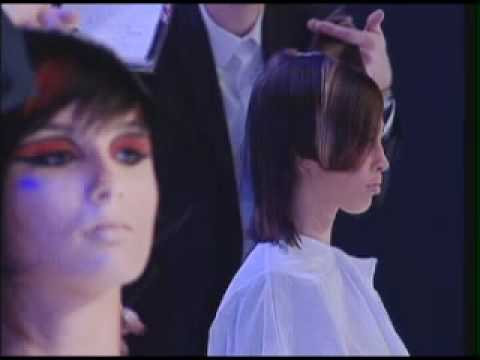 Vidal Sassoon na Hair Brasil 2012