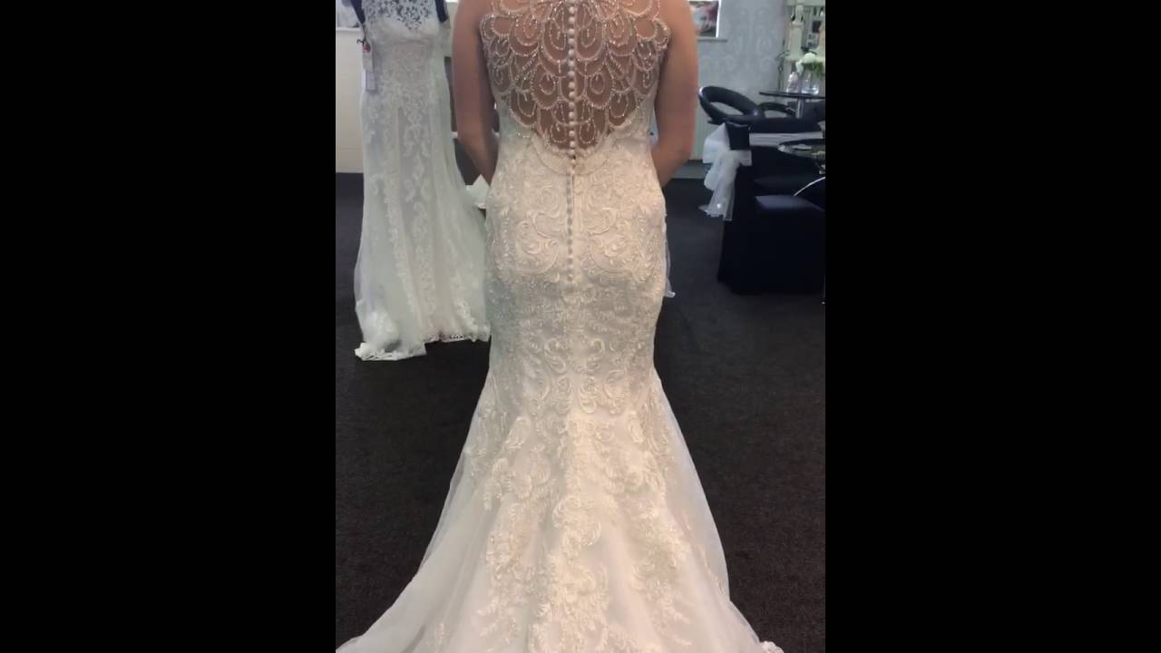 Mori Lee 2876 Wedding Dress Youtube