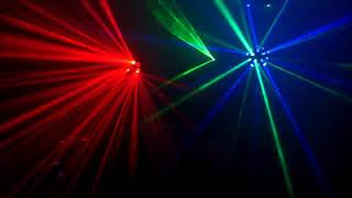 DJcristian leal apresentação de luz na balada 2016