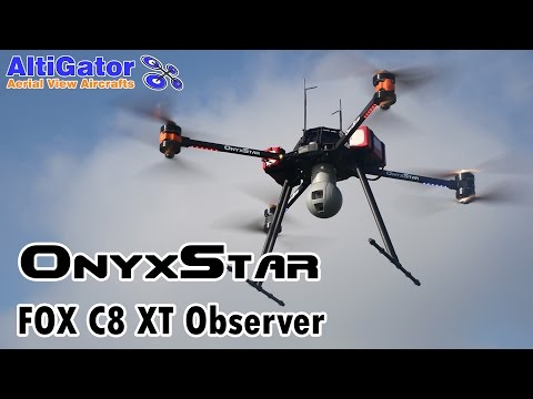 FOX C8 XT Observer 360° camera - night and day vision