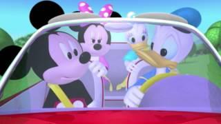 Клуб Микки Мауса - Сезон 1 серия 11 - Танец Дейзи |мультфильм Disney