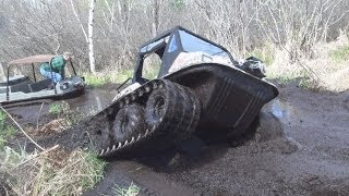 Nasty Swamp Ride 2014 - Mudd-Ox, Max, Argo, Adair Tracks