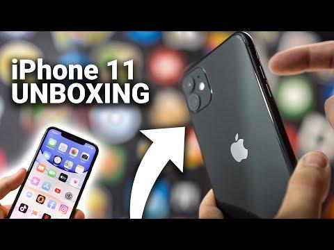 IPhone 11 💥 Już Go Mam! | UNBOXING