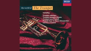 Purcell Trumpet Tune In C Major Zt 697 Arr For Brass Ensemble And Organ