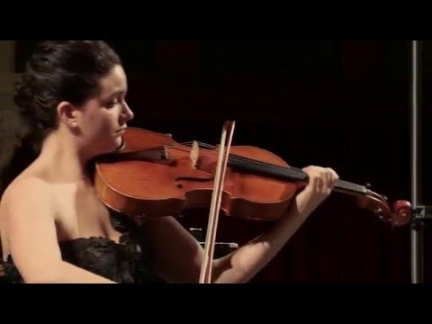 Takemitsu- A Bird Came down the Walk- Marina Thibeault, Viola- Janelle Fung, Piano