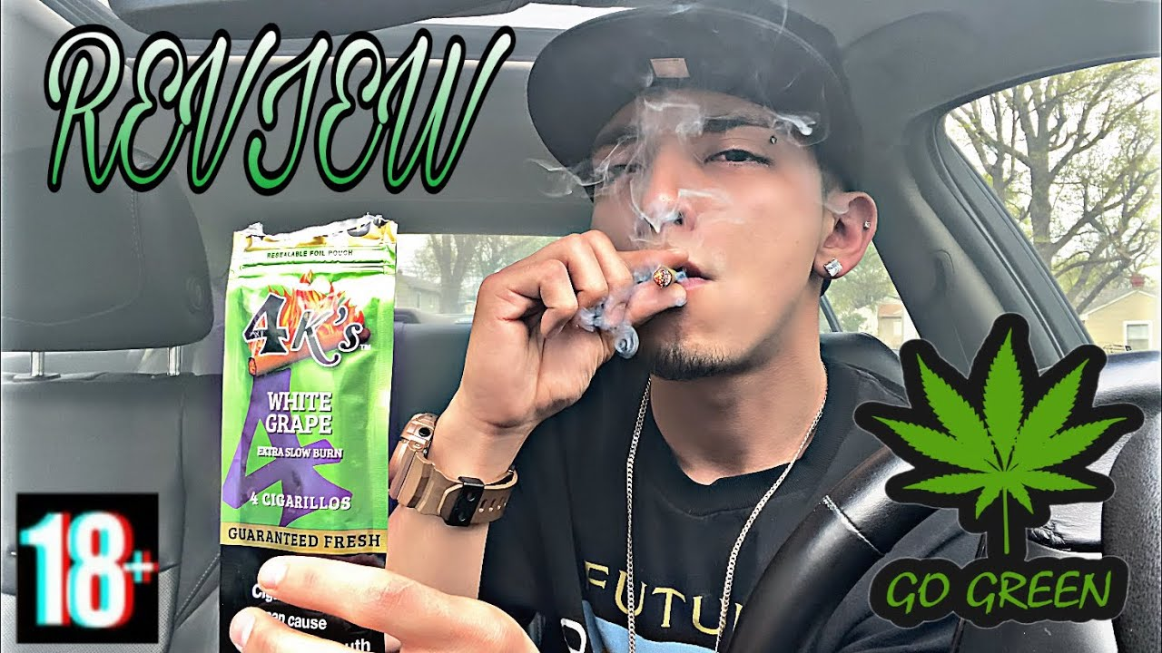 Download 4K WHITE GRAPE BLUNT REVIEW!🔥😈