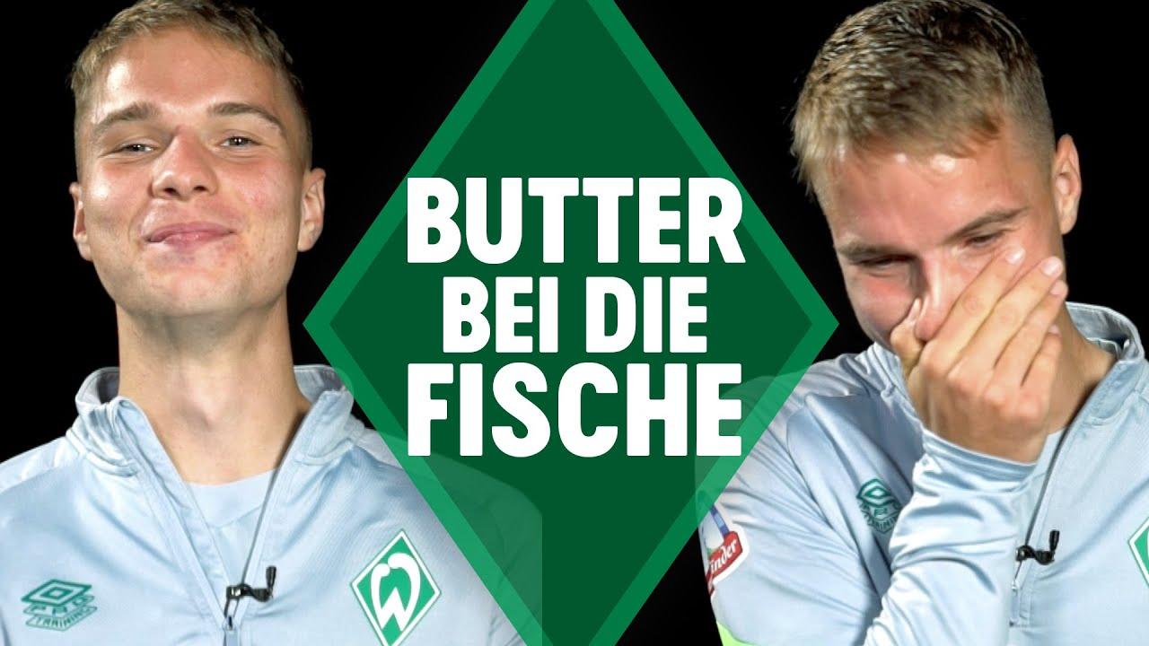 Download BUTTER BEI DIE FISCHE: Niklas Schmidt | SV Werder Bremen