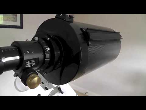 Deep Sky Object With Ritchey-Chretien Telescopes GSO RC8`