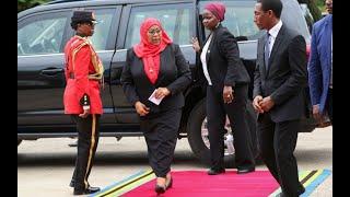 LIVE: President Samia Suluhu's state visit to Kenya
