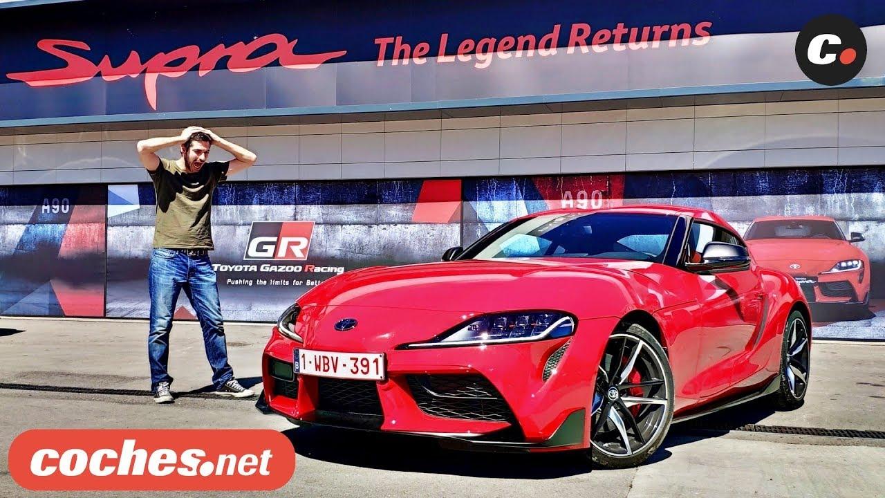 Toyota GR Supra 2019 | Primera prueba / Test / Review en español | coches.net