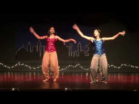Hey Ganaraya Dance- by Shriya and Sahana