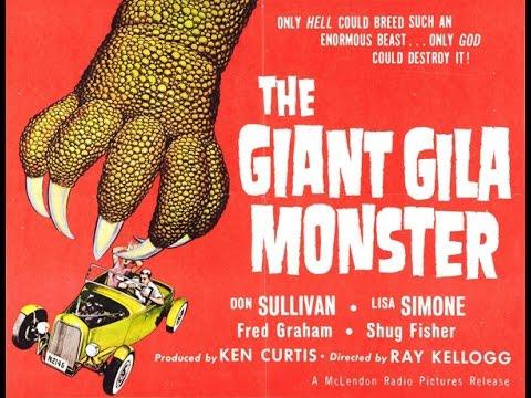 The Giant Gila Monster (1959) Full Film
