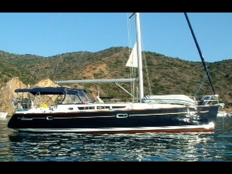 Jeanneau 45 Sun Odyssey Sailboat For Sale In California By