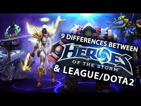 an introduction to the differences between the heroes Lesson plan: introduction to the hero the hero section should begin with discussion and questions the students by now are familiar with the gods and the way the gods become involved the lives of mortals, they should be ready to discuss heroes.