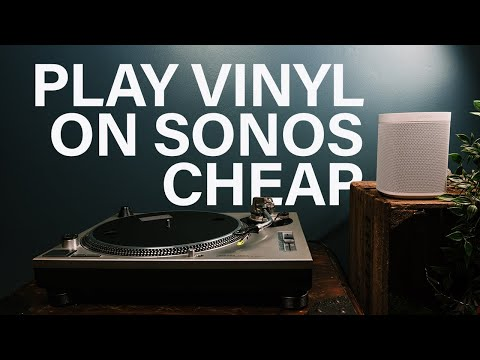 cheap-way-to-play-vinyl-records-on-sonos