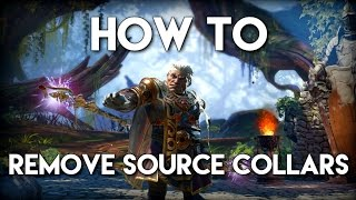 Divinity Original Sin 2 Early Access GUIDE How To Remove Source Collars