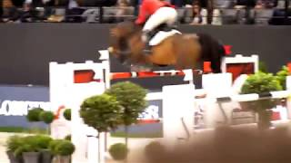 [winning round] Beezie Madden, Breitling LS, Longines FEI World Cup™ Jumping Final III