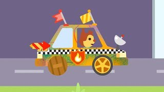 Car Game For Toddlers - Kids Racing Games (iOS Android) - Games For Kids