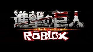 Attack on Titan: Downfall trailer (ROBLOX)