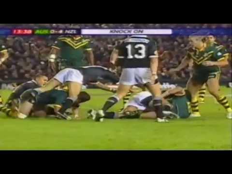New Zealand V Australia 2005 Tri-Nations Final