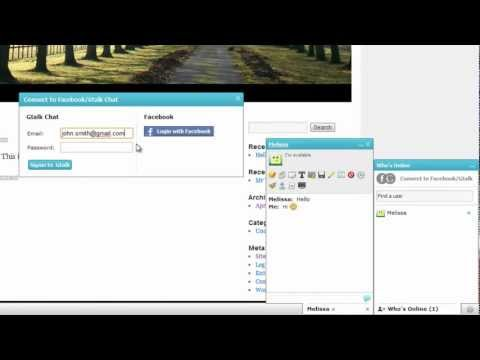 CometChat - Facebook/Gtalk Chat