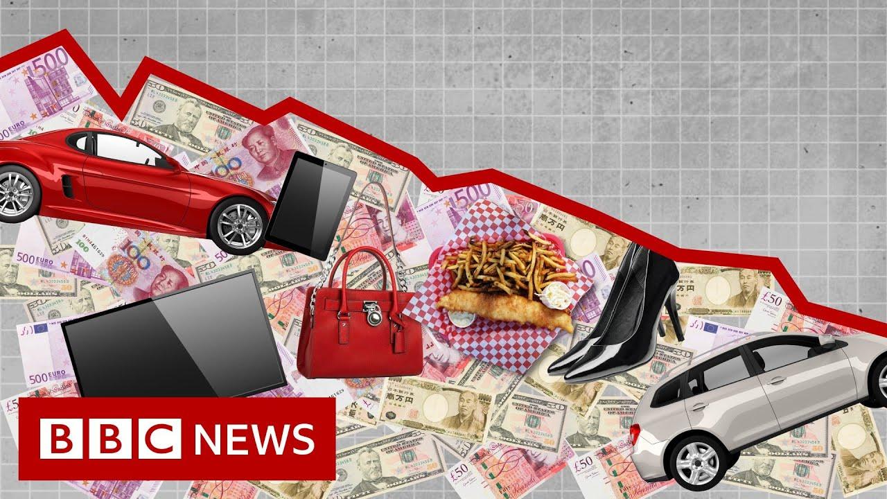 Coronavirus: What is a recession? - BBC News