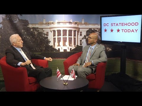 DC Statehood Today TV Show August 2017