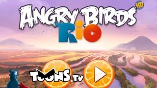 Angry Birds Rio - Rovio Entertainment Ltd Level 1-2