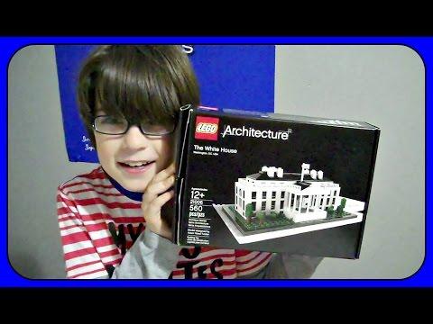 Lego White House Architecture Series!