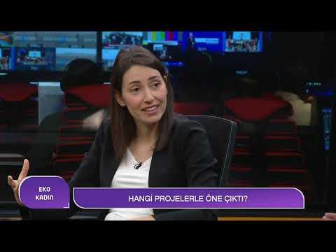 GençBizz Avrupa Birincileri Woman TV - Ekokadın'da Bölüm -1-
