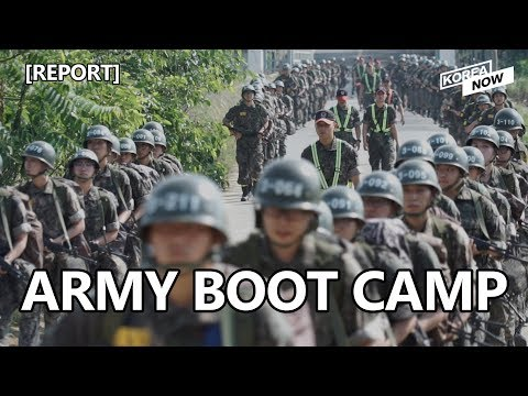 [Report#3] JOINING MILITARY IN SOUTH KOREA(ARMY BOOT CAMP)