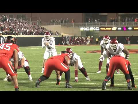 Sooner Offense: Darlington wins award again