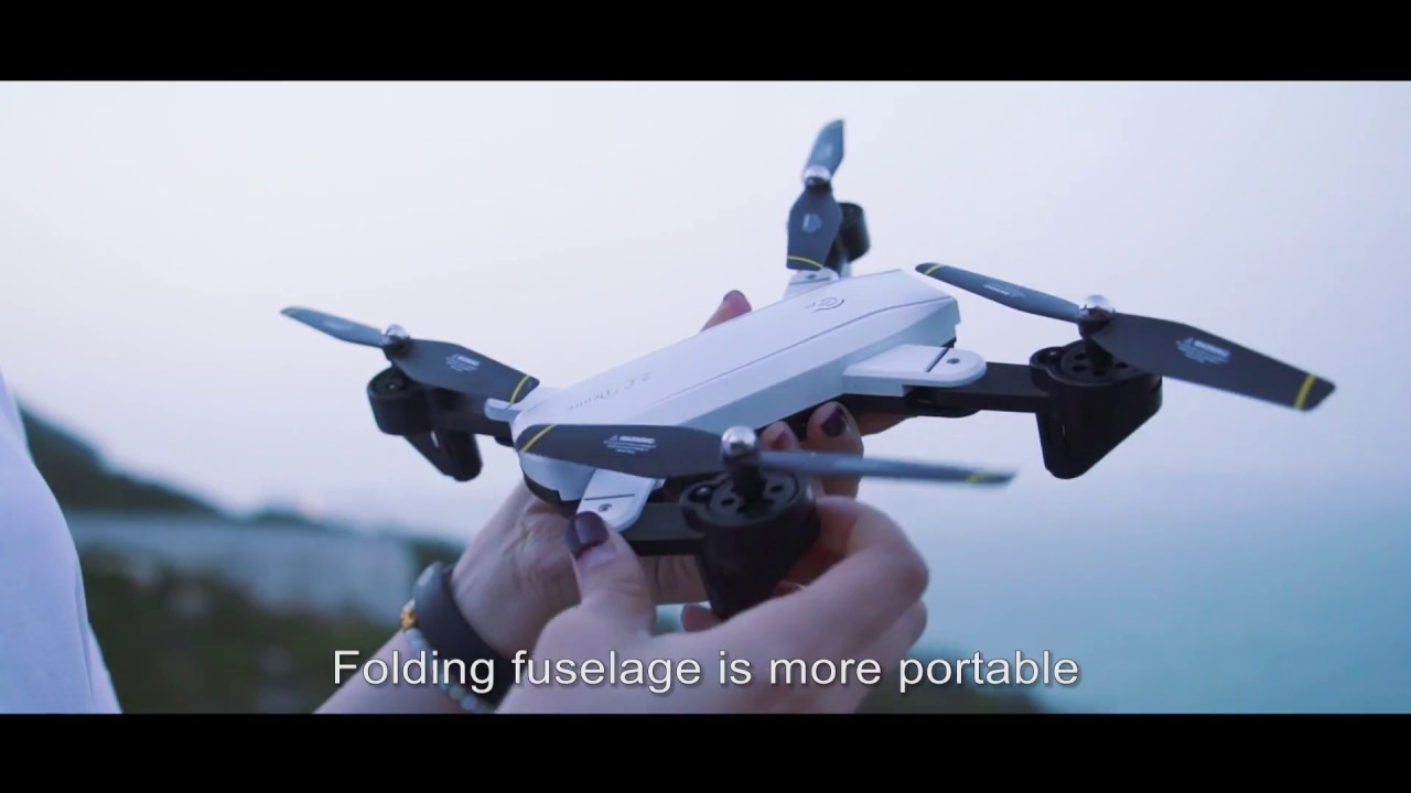 SG700 2.0MP Camera Wifi FPV Optical Flow Positioning Altitude Hold